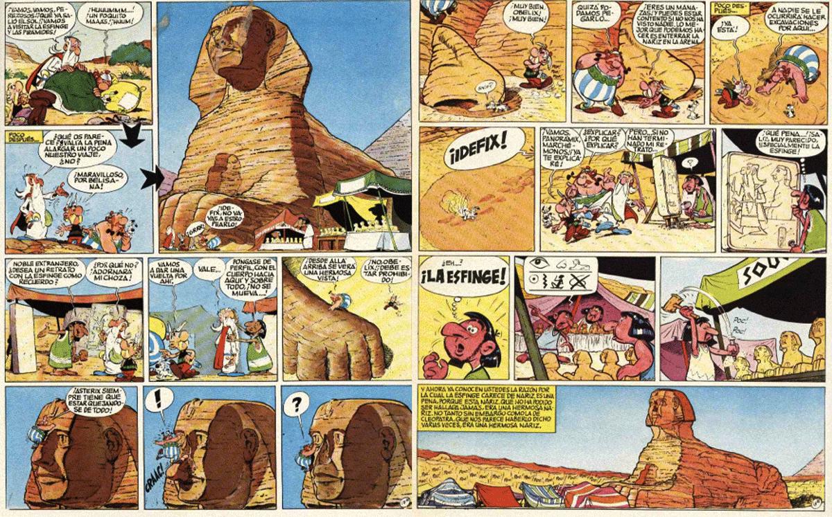 La Gran Esfinge De Guiza: Un Misterio Perpetuo Que Calla