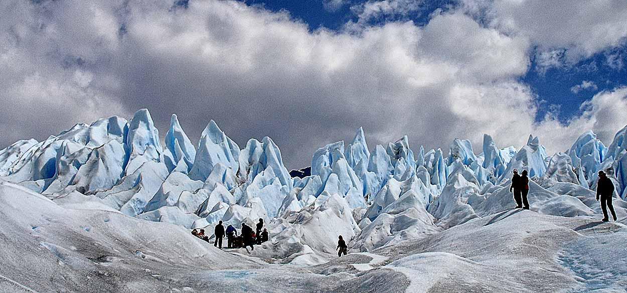 Caminata Sobre el Glaciar Perito Moreno
