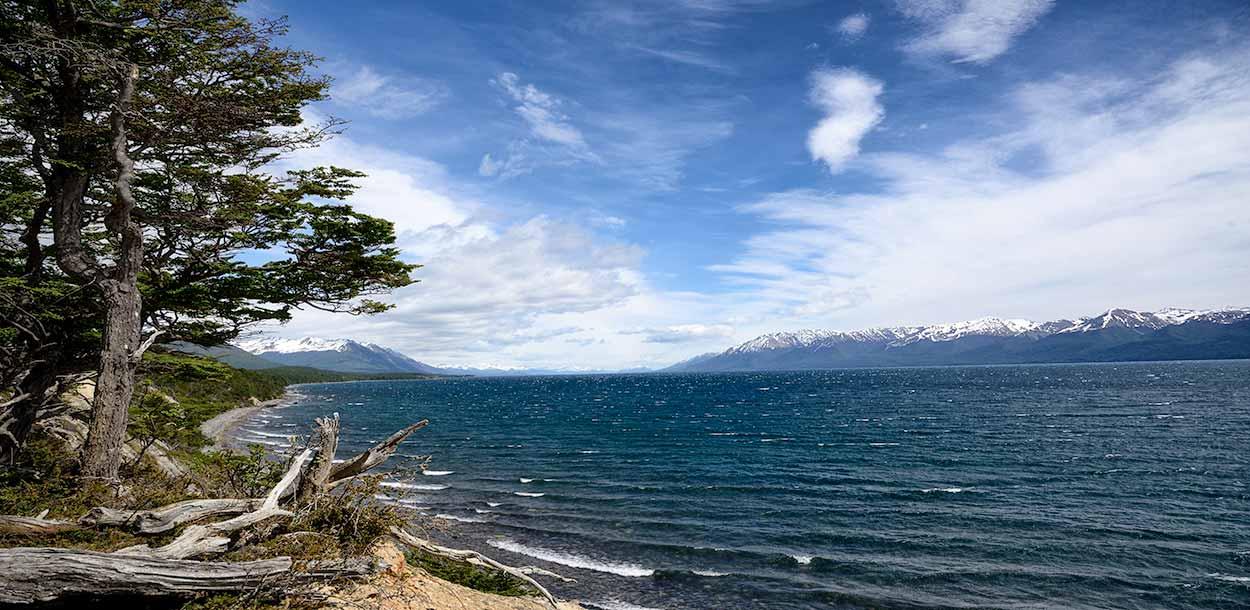 Ushuaia Off Road, lago Fangano