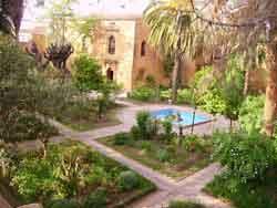 Les jardins de la kasba
