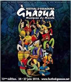 A finales de junio tiene lugar el Festival Gnaoua