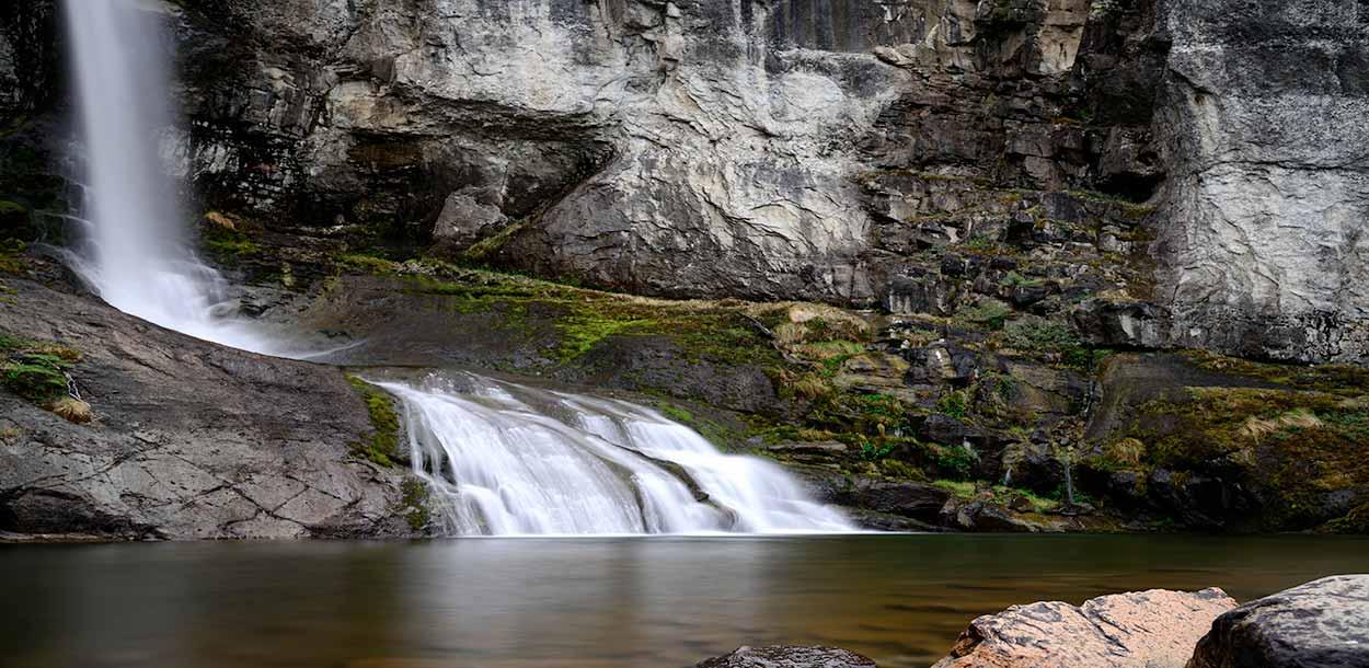 Chorrillo del Salto - Ocho rutas y excursiones de turismo activo en El Chaltén
