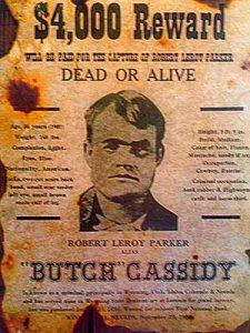 Butch Cassidy - El Chaltén desde El Calafate