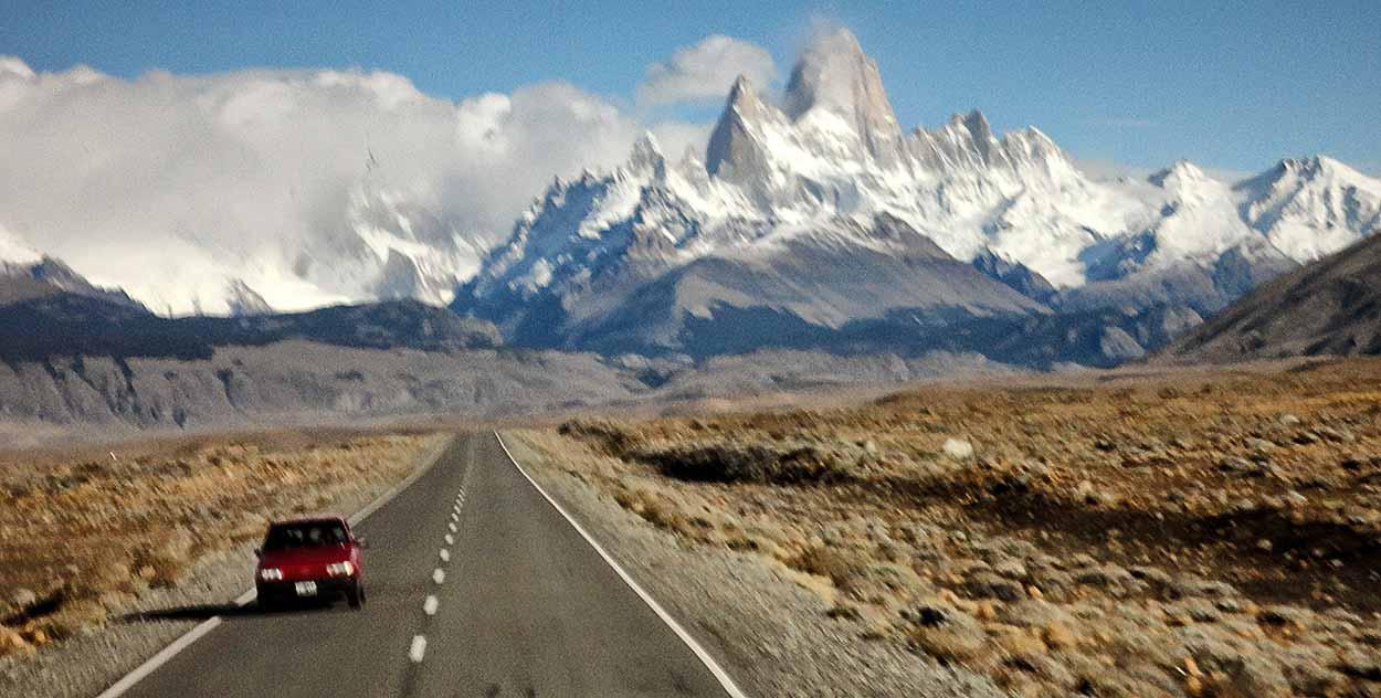 recorrer la Ruta 40 - Siete razones para visitar El Chaltén desde El Calafate