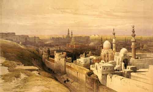 Guía de Egipto: El Cairo