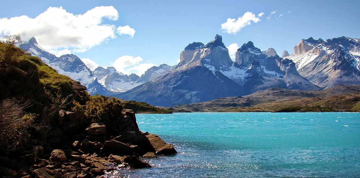 Parque Nacional Torres del Paine en libertad