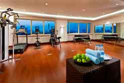 Fitness centre disponible 24 h al día