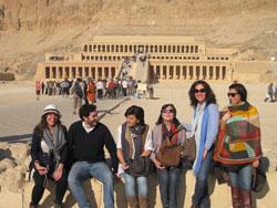Deir el Bahari. Templo de Hatshepsut.