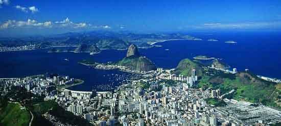 Guía de Brasil - Río de Janeiro