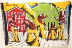 Capoeira, exportada ya desde Bahia al mundo entero