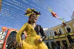 El Carnaval de Bahia