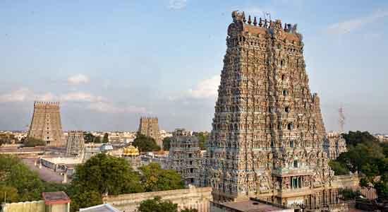 Madurai templo