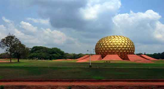 pondicherry_auroville