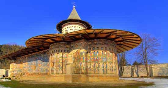 bucovina - Rumania turismo