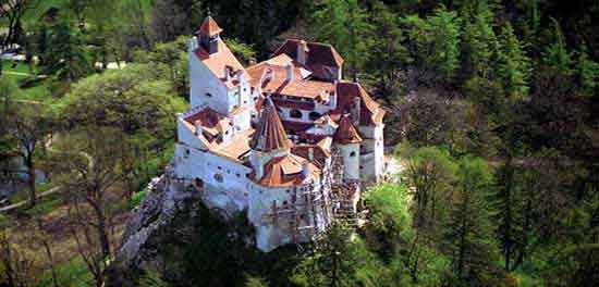 castillo de Bran  - Rumania turismo