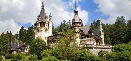 palacio peles - Rumania turismo