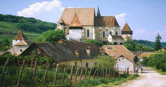 transilvania - Rumania turismo