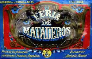 Feria de Mataderos de Buenos Aires