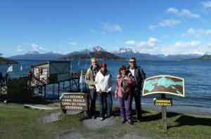 Evaluación del viaje a Argentina de Esteban, Francisco, Margarita y Francisca
