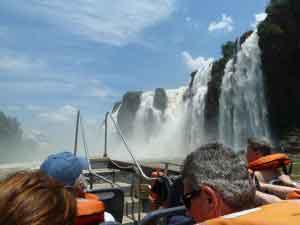 Argentina, del trópico a los glaciares - Iguazú