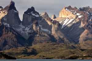 Time lapse de Torres del Paine