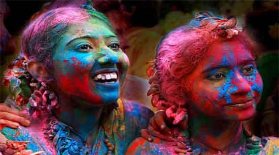 sonrisas en india
