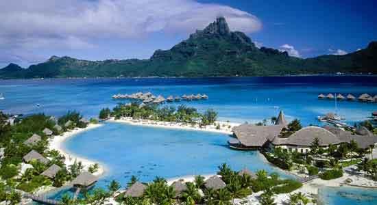 Le Méridien Bora Bora - panorama