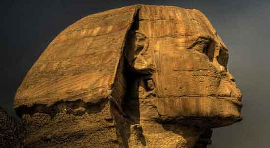 En Guiza, todo son preguntas. ¿La cabeza de la Gran Esfinge es de hombre o de mujer?