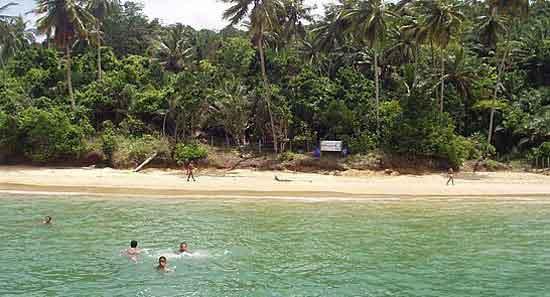La Ilha dos Frades: La playa Viração es la más desértica y salvaje de todas.