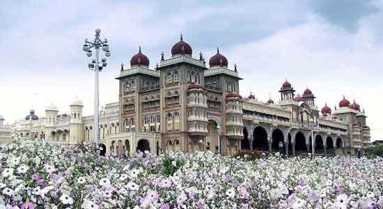 Palacio de Mysore