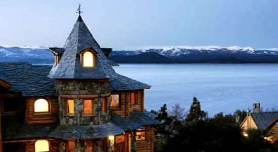 Dani y Marta en Argentina y Brasil - Hotel Lirolay Suites en Bariloche