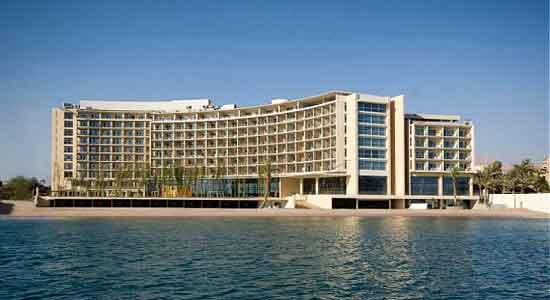 Aqaba: Kempinski Hotel.