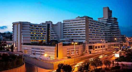 Amman: Le Meridien.