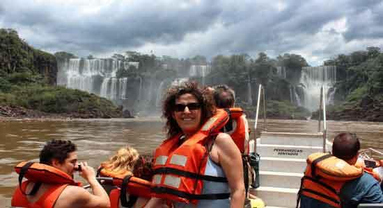 Iguazú, testimonio de viaje a Argentina
