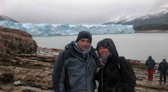 Perito Moreno testimonio de viaje a Argentina