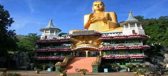 Dambulla - Sri Lanka de Norte a Sur