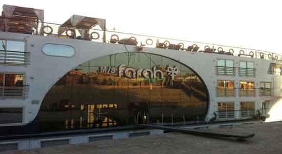 testimonio de crucero por el Nilo M/S Farah Nile