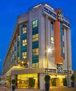 CORP EXECUTIVE AL KHOORY HOTEL