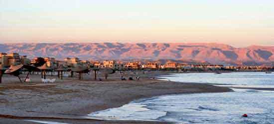 El Sokhna: un tranquilo resort de playa no masificado en el Mar Rojo