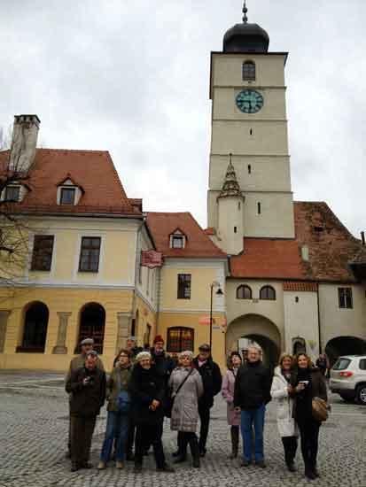 escapada a Rumania: Sibiu