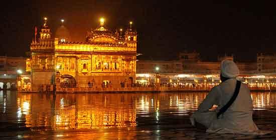 el principal lugar de culto de los sijs de todo el mundo