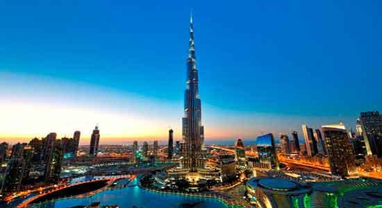 visitar Dubai - Burj Khalifa