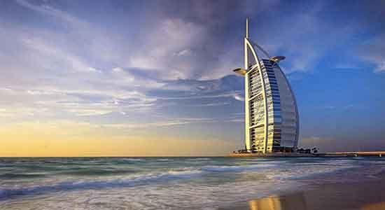 Burj Al Arab, el hotel del que más se ha hablado en la primera década del siglo XXI