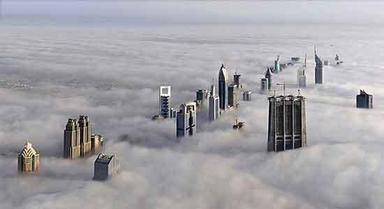 visitar Dubai - Vistas de vértigo desde Burj Khalifa
