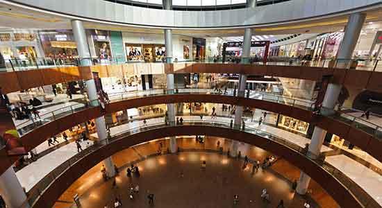 visitar Dubai - Un paraíso para los amantes de los centros comerciales