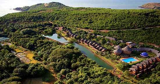 SwaSwara: la propiedad tiene una superficie de 10 hectáreas