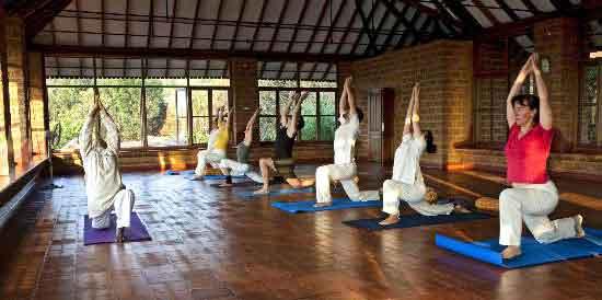 Un curso de Yoga