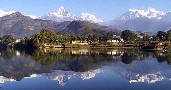 Pokhara - Viaje a Nepal en privado