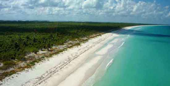 playas inpolutas