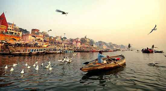 guía de viaje Benarés: 4000 años de historia a las orillas del Ganges